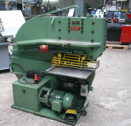 Hydraulic Metal Shear Wittwer Ms 512 Used Buy At Althaus