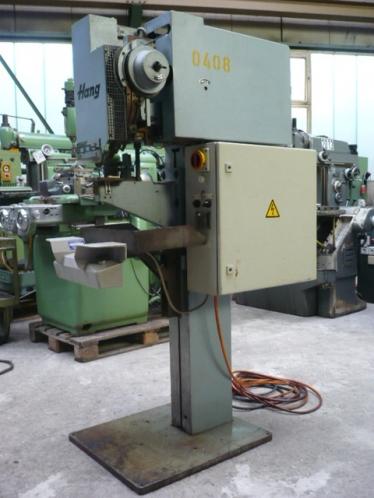 Riveting Machine Hang 162 21 Used Buy At Althaus