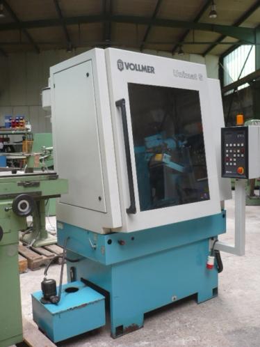 Saw blade sharpening machine Vollmer Unimat S used buy at Althaus Maschinenhandel