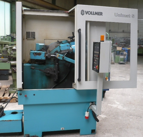 Saw Blade Sharpening Machine Vollmer Unimat S Used Buy At