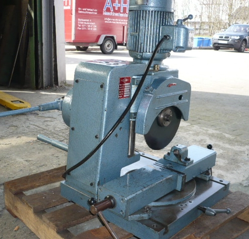 Cold Circular Saw Eisele Vms 2 Used Buy At Althaus