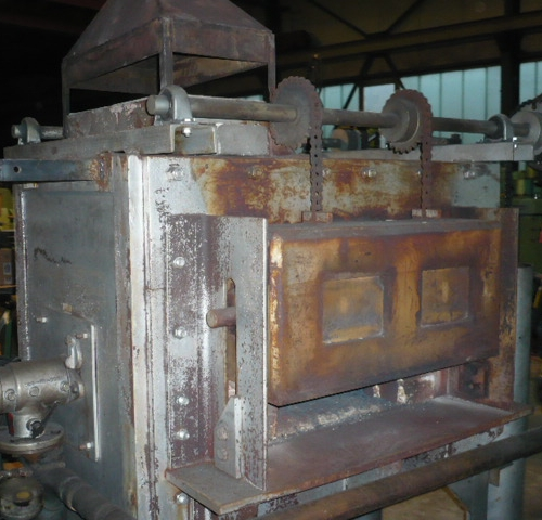 Forge Furnace Gas Stove Chamber Furnace Annealing